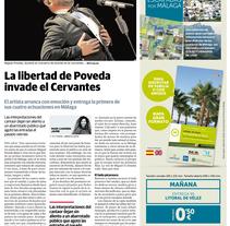 Diseño de periódico. A Design project by Mari Carmen Jaime Marmolejo         - 12.11.2016