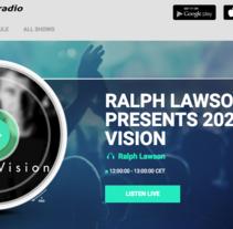 PIONEER DJ RADIO - Coordinator. Um projeto de Música e Áudio de Christian Len Rosal - 14-04-2015