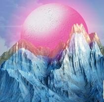 Fase 2 Moon - 3DMAX, VRAY, WM, PS. Un proyecto de Ilustración, 3D, Diseño gráfico y Paisajismo de GOEK.         - 14.11.2016