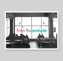 European Project / Intertalentum. A Advertising, and Graphic Design project by Kevin Barrera         - 09.06.2016