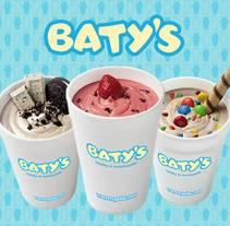Juegos Animados para Baty's. Un proyecto de Animación y Social Media de Andrea Bermúdez M.         - 16.05.2011