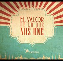 El valor de lo que nos une. A Motion Graphics, Animation, Graphic Design, and Video project by Carlos Casabella Sánchez - Nov 24 2016 12:00 AM