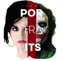IDOLS Poly. A Illustration project by Francisco Javier Palacín Alonso         - 05.12.2016