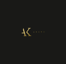 AKANA . A Design, Br, ing, Identit, Fashion, Graphic Design, and Packaging project by PV STUDIO         - 05.12.2016
