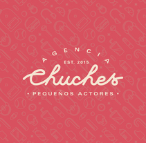 Agencia Chuches - Brand Identity. A Art Direction, Br, ing, Identit, Graphic Design, T, and pograph project by Pablo Tradacete  - 15-03-2016