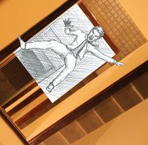 Abismo. Um projeto de Ilustração de Sergio de Miguel Pérez         - 16.01.2016