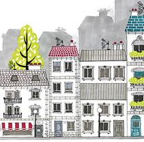 El problema de la Costura. A Design&Illustration project by Antia Otero Couselo - 02-01-2017