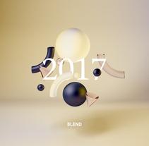 2017. A 3D project by Alícia Gómez Garcia - Jan 03 2017 12:00 AM