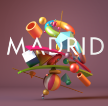 MADRID_TOTEM. A 3D project by José Luis Morán - 08-01-2017