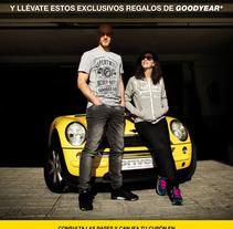 Fotografía y Diseño para Goodyear Dunlop con Driver. Un proyecto de Diseño, Publicidad, Fotografía, Dirección de arte, Br, ing e Identidad, Gestión del diseño y Diseño gráfico de Javier Gómez Ferrero - 21-02-2017