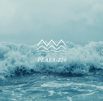 Festival Playa-220. A Design, Architecture, Art Direction, Br, ing, Identit, Design Management, Education, Events, Graphic Design, and Street Art project by Taller Topotesia          - 17.01.2017