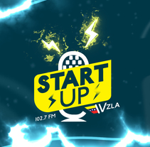 Start Up Vzla. A Animation, and Graphic Design project by Michael  Arturo - 17-01-2017