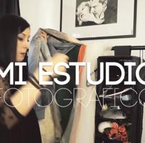 MI LUGAR DE TRABAJO. Un proyecto de Publicidad, Fotografía, Cine, vídeo, televisión, Bellas Artes, Diseño de interiores y Vídeo de Fátima Ruiz - 22-01-2017
