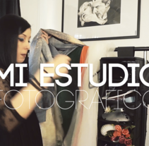MI LUGAR DE TRABAJO. A Advertising, Photograph, Film, Video, TV, Fine Art, Interior Design, and Video project by Fátima Ruiz - 22-01-2017