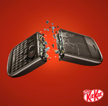 Mobile / Meeting - Kit Kat. A Design, Advertising, and Marketing project by Daniel Granatta         - 13.04.2012