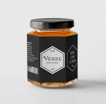 VIDERE. A Br, ing, Identit, Graphic Design, and Packaging project by Claudia Domingo Mallol         - 29.12.2016