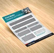 Leaflets - Page group. A Editorial Design, and Graphic Design project by Amaya Ríos         - 28.01.2014
