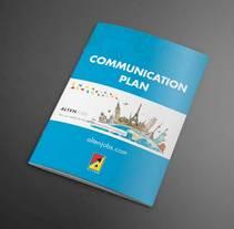 Brochures - Alten. Un proyecto de Publicidad, Diseño editorial y Marketing de Amaya Ríos         - 28.01.2016