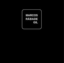 Marcos Rábade. A Design, Br, ing&Identit project by Isabel Fernández Martín         - 29.01.2017