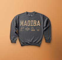 Madiba. A Design, Br, ing, Identit, and Graphic Design project by Rodrigo Lamela Sanfacundo         - 30.01.2017