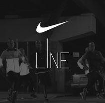 NIKE LINE. A Art Direction, and Packaging project by Eduardo Pérez Borrachero         - 06.01.2017