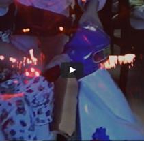 Felicitación navideña - Videoarte . A Film, Video, TV, Fine Art, Multimedia, Film, and Video project by Alba Trapero García - 07-02-2017