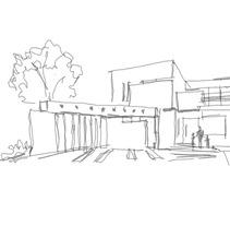 Proyecto Residencial Los Sueños. Un proyecto de Arquitectura de Paulina Olvera         - 05.03.2015