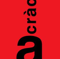 Acràcia Vi d'autor.. Un proyecto de Diseño y Diseño gráfico de Amparo  Navarro         - 13.02.2017