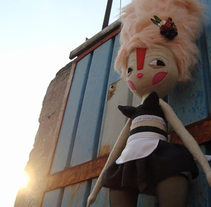 Toñas de Nuria Miel. Um projeto de Design de personagens e Design de brinquedos de Piti Piti         - 09.02.2017