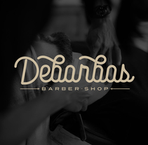 Debarbas. A Br, ing, Identit, and Graphic Design project by Carreare Design - Feb 17 2017 12:00 AM