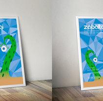 Festival de cine de San Sebastián - Zinemaldia 64. A Graphic Design project by Natalia Platero Roncero         - 22.02.2016