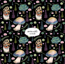 Patterns! . Un proyecto de Diseño, Ilustración y Moda de Sara Nietto - 19-02-2017