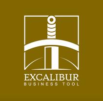 EXCALIBUR BUSINESS TOOL. Un proyecto de Dirección de arte, Br e ing e Identidad de Julio Pinilla - 27-02-2017