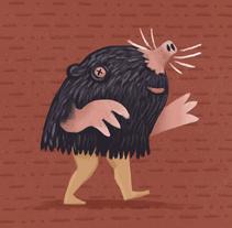 Serie 'Animal Carnival'. Un proyecto de Ilustración de Tania Acuña - 02-03-2017