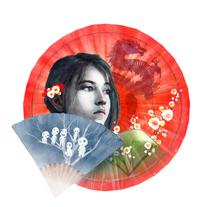 Anna: Retrato ilustrado con Photoshop. Un proyecto de Ilustración y Bellas Artes de tmoline - 03-03-2017