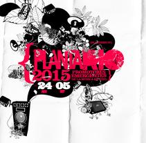 Plantario 2015. A Design, Art Direction, and Graphic Design project by Montenegro Creative Studio          - 03.03.2017
