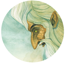 Las mil y una noches. Un proyecto de Ilustración de Daniel  Montero Galán - 06-03-2017