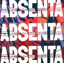 Absenta Club (Madrid). A Design, Art Direction, Br, ing, Identit, Fine Art, Graphic Design, and Collage project by Iván Lajarín Hidalgo - 11-03-2017