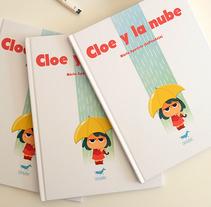 Cloe y la Nube. Un proyecto de Ilustración y Comic de Núria  Aparicio Marcos - 21-03-2017
