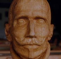 Lope de Vega´s bust. Un proyecto de Escultura de pablo santos rey         - 27.03.2017