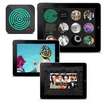 O GALLERY Vol. 01. Un proyecto de Diseño, UI / UX, Dirección de arte y Diseño interactivo de Abraham Vivas         - 27.03.2012