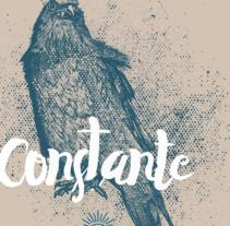 Cuervo. Un proyecto de Ilustración y Diseño gráfico de Claudio Carvajal Manzo         - 02.04.2017