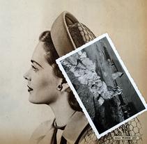 Majestic hats.. Un proyecto de Ilustración y Collage de Mónica Hernández         - 04.04.2017