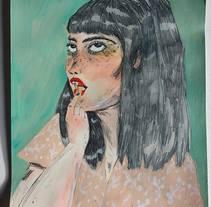 Paintings. Un proyecto de Ilustración de Laura Castelló         - 06.04.2017