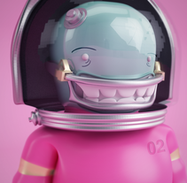 Character design | Mort . Un proyecto de 3D y Diseño de personajes de Dennis Rocha         - 07.04.2017