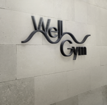 Creación marca corporativa para un gimnasio. A Design, Photograph, Br, ing, Identit, and Graphic Design project by Cristina Villar - 30-05-2015
