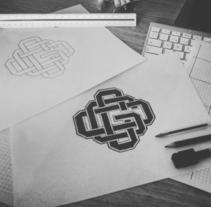 Monogramas ADD (Adderezo®) y COG (Class of Grant). Un proyecto de Diseño, Dirección de arte y Diseño gráfico de Jorge Eduardo Cuesta Aranda - 11-04-2017
