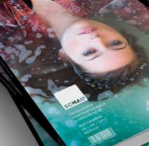 Proyecto MASTER GRAPHIC DESIGN (SCMAL). Um projeto de Direção de arte, Br, ing e Identidade e Design editorial de NEOLAND         - 25.04.2017