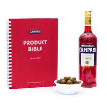Product Bible for Campari Switzerland. A Editorial Design, Graphic Design, Infographics&Icon design project by relajaelcoco  - 20-04-2017