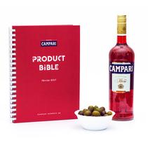 Product Bible for Campari Switzerland. Un proyecto de Diseño editorial, Diseño gráfico, Infografía y Diseño de iconos de relajaelcoco  - 20-04-2017